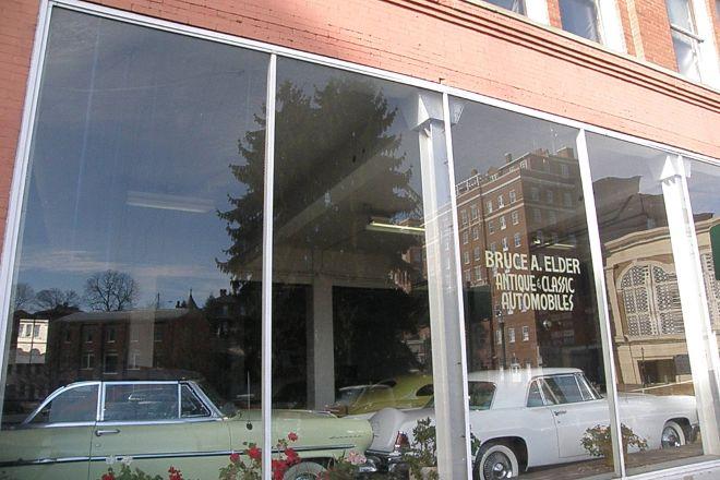 Bruce A. Elder Antique and Classic Automobiles Museum, Staunton, United States