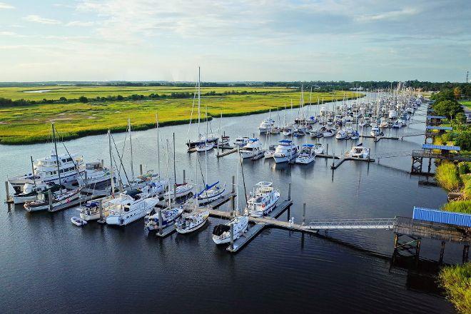 Brunswick Landing Marina, Brunswick, United States