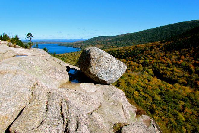 Bubble Rock, Acadia National Park, United States