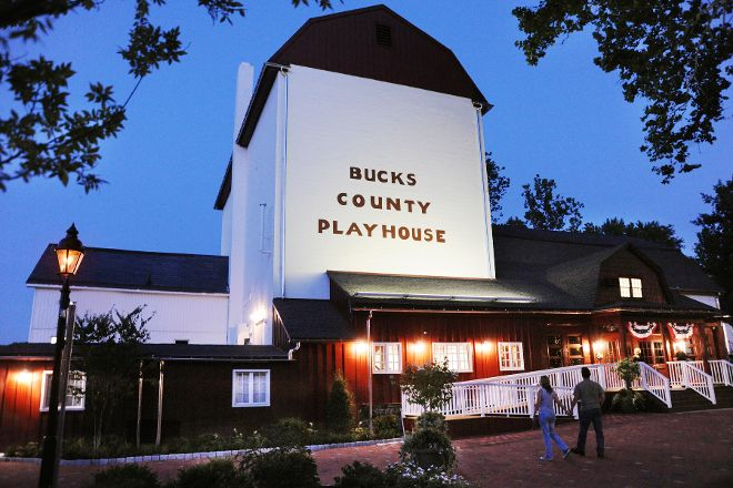 Bucks County Playhouse, New Hope, United States