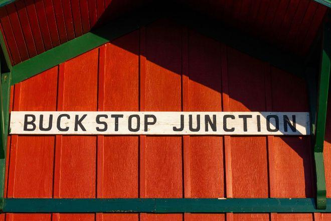 Buckstop Junction, Bismarck, United States