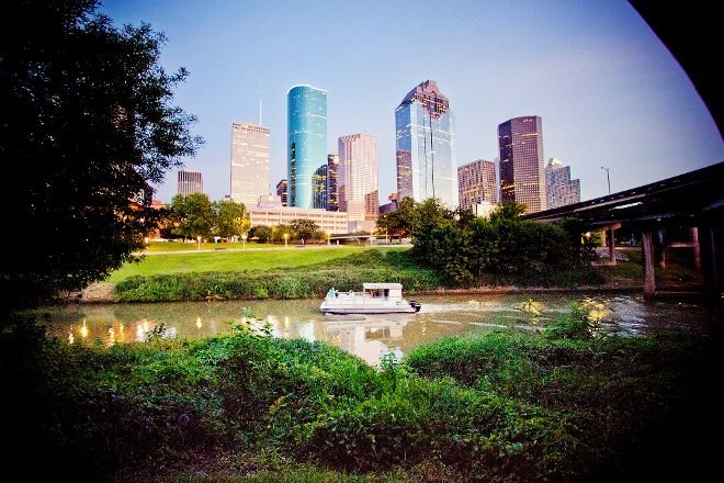 Buffalo Bayou Park, Houston, United States