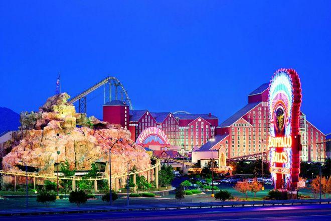 Buffalo Bill's Hotel & Casino, Primm, United States
