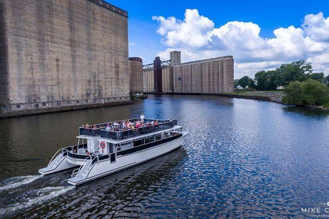 Buffalo River History Tours, Buffalo, United States