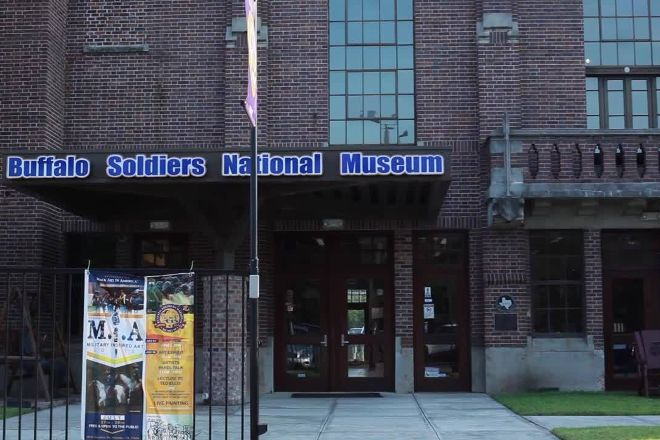 Buffalo Soldiers National Museum, Houston, United States