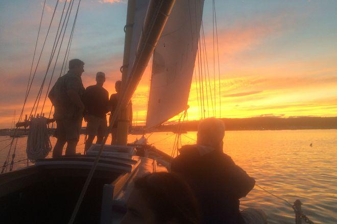 Bufflehead Sailing Charters, Rockland, United States