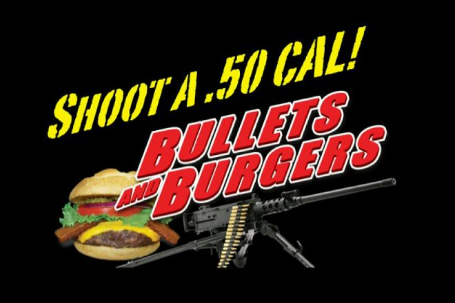 Bullets and Burgers, Las Vegas, United States