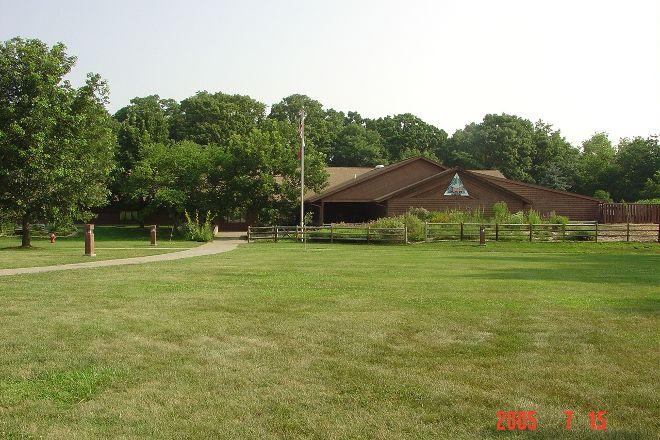 Burr Oak Woods Conservation Area, Blue Springs, United States
