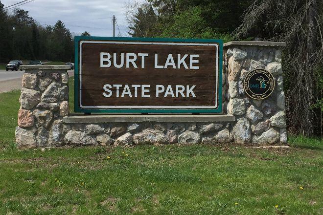 Burt Lake State Park, Indian River, United States