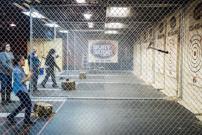 Bury The Hatchet Philadelphia - Axe Throwing, Philadelphia, United States
