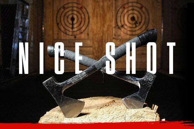 Bury The Hatchet Princeton - Axe Throwing, Lawrenceville, United States