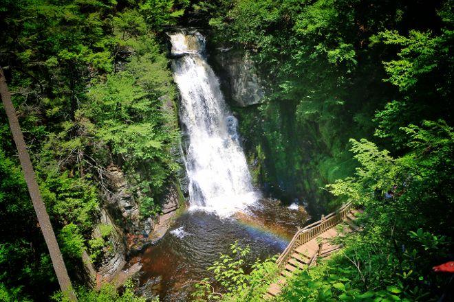 Bushkill Falls, Bushkill, United States