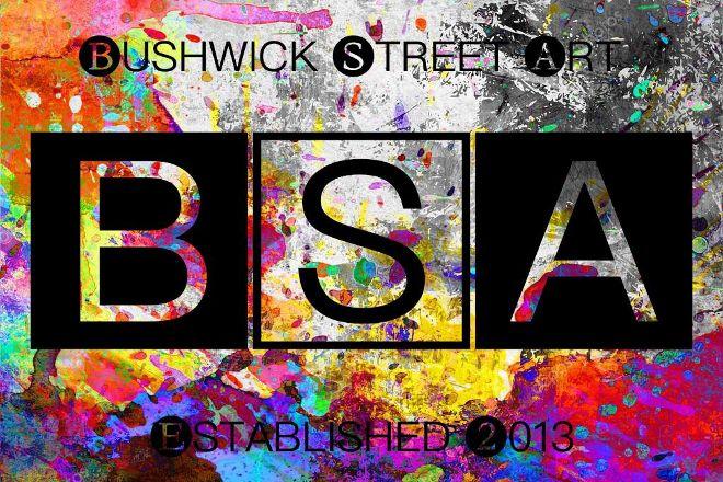 Bushwick Collective Street Art, Brooklyn, United States