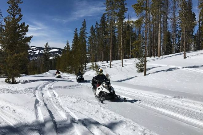 Buzz's Backcountry Adventures, Vail, United States