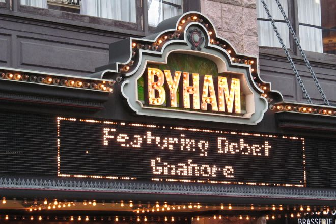 Byham Theater, Pittsburgh, United States