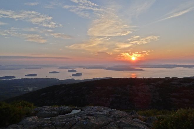 Cadillac Mountain, Acadia National Park, United States