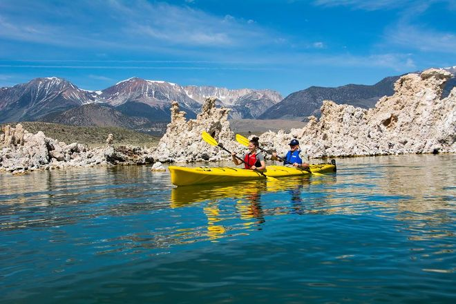 Caldera Kayak, Mammoth Lakes, United States