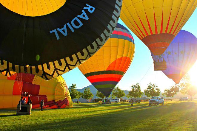 California Dreamin' Balloon Adventures, Temecula, United States