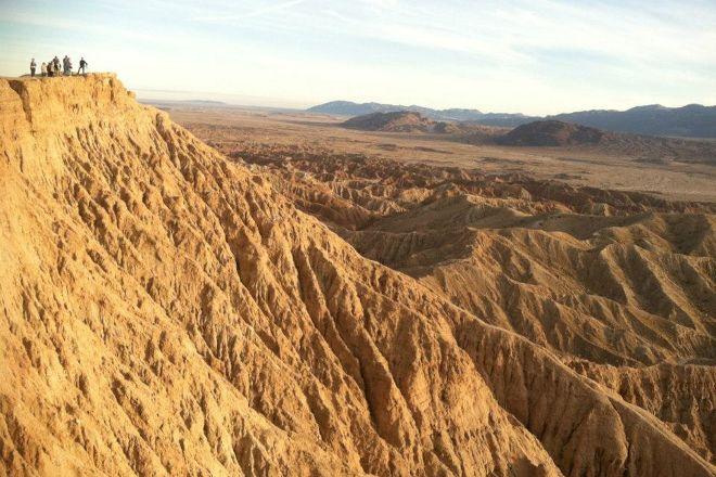 California Overland Desert Excursions, Borrego Springs, United States