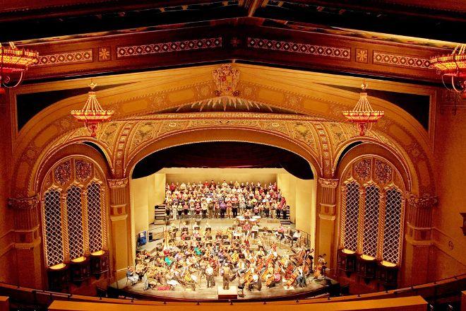 California Theatre, San Jose, United States