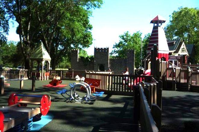 CAMDEN Playground, Janesville, United States