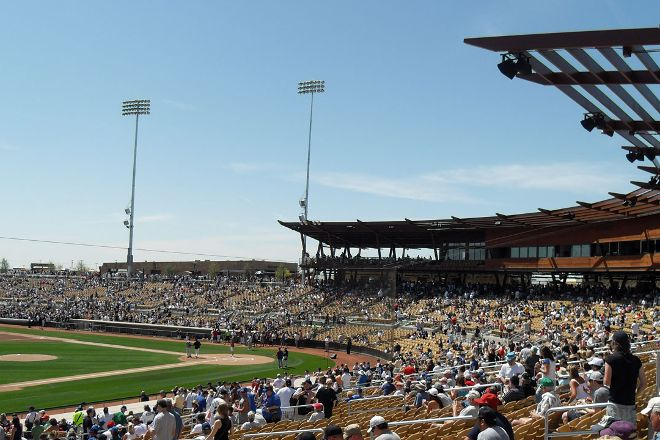 Camelback Ranch, Glendale, United States
