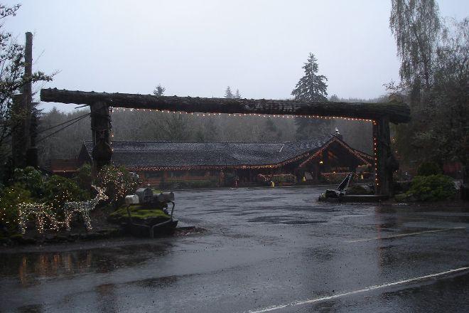Camp 18 Logging Museum & Restaurant, Seaside, United States