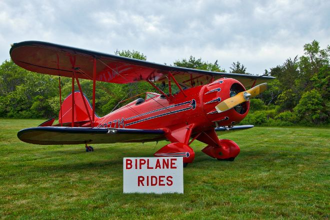 Cape Cod Airfield, Marstons Mills, United States