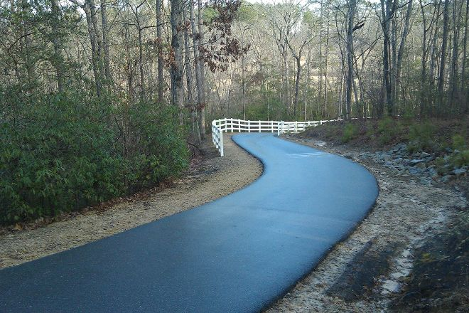 Cape Fear River Trail, Fayetteville, United States
