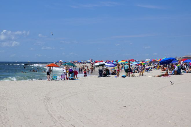 Cape May City Beaches, Cape May, United States