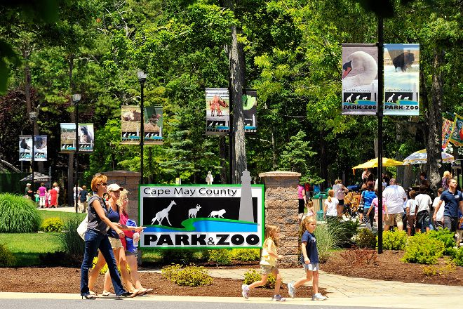 Cape May County Park & Zoo, Cape May Court House, United States
