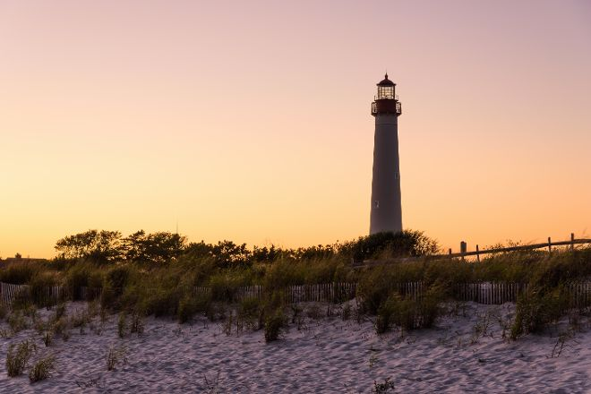 Cape May Lighthouse, Cape May, United States