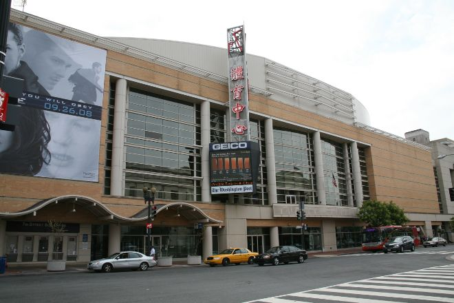 Capital One Arena, Washington DC, United States