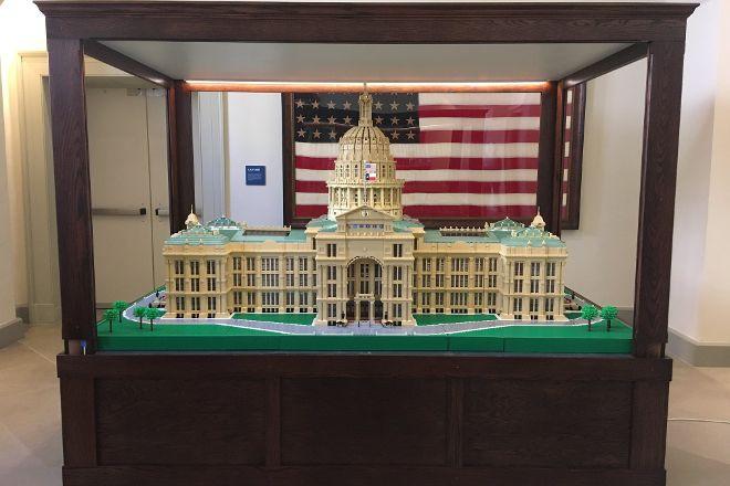Capitol Complex Visitors Center, Austin, United States