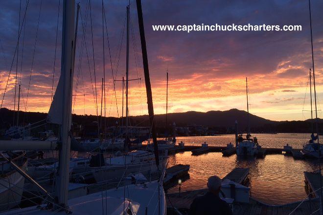 Captain Kirk's San Francisco Sailing - Tours, Sausalito, United States