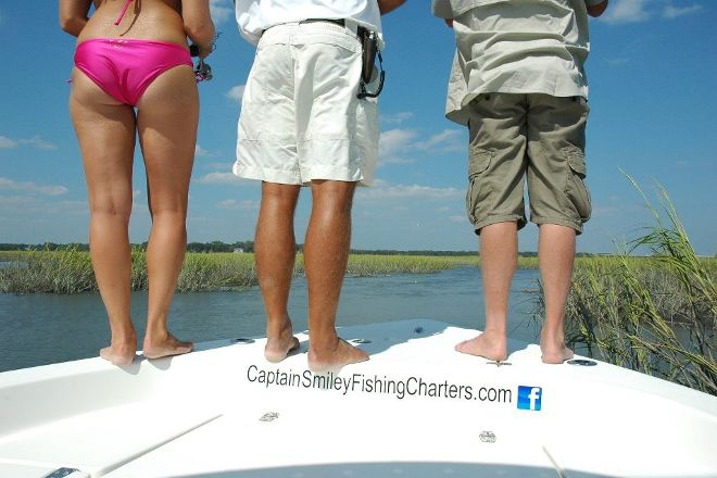 Captain Smiley Fishing Charters, Little River, United States