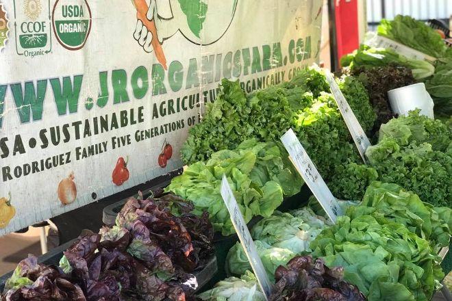 Carlsbad Village Farmers' Market, Carlsbad, United States
