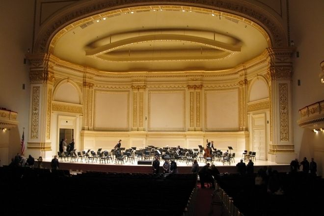 Carnegie Hall, New York City, United States