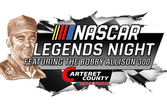 Carteret County Speedway, Cape Carteret, United States