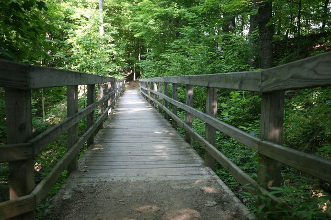 Cascade Valley Park, Akron, United States