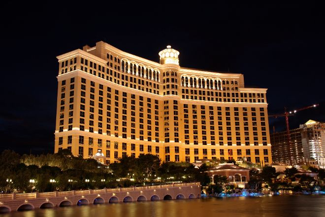 Bellagio Hotel and Casino, Las Vegas, United States