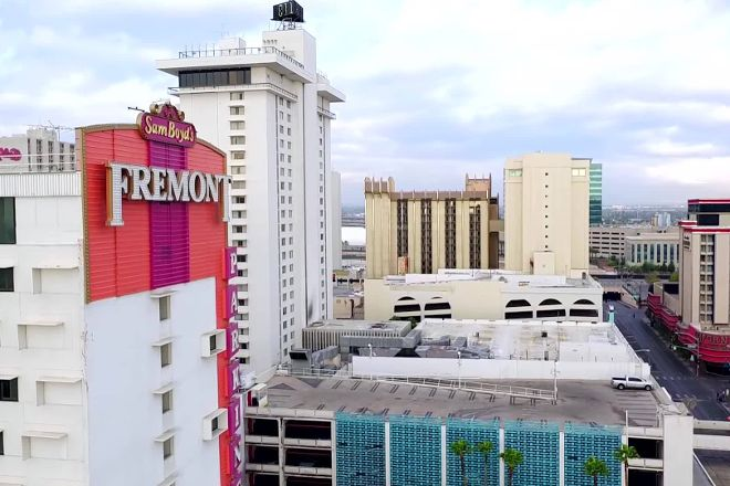 Casino at the Fremont Hotel, Las Vegas, United States