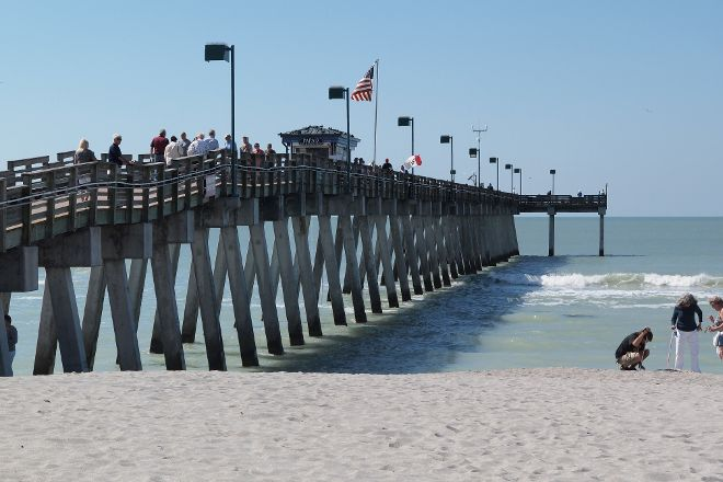 Caspersen Beach, Venice, United States