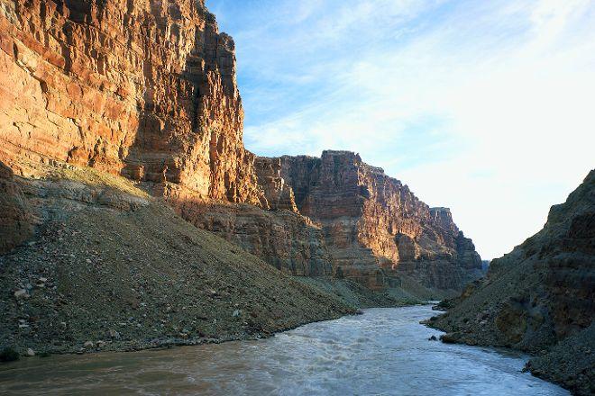 Cataract Canyon, Canyonlands National Park, United States