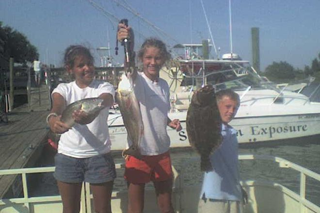 Catch 1 Sport Fishing Charters, Murrells Inlet, United States