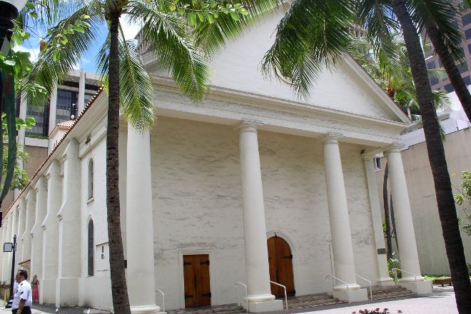 Cathedral Basilica of Our Lady of Peace, Honolulu, United States