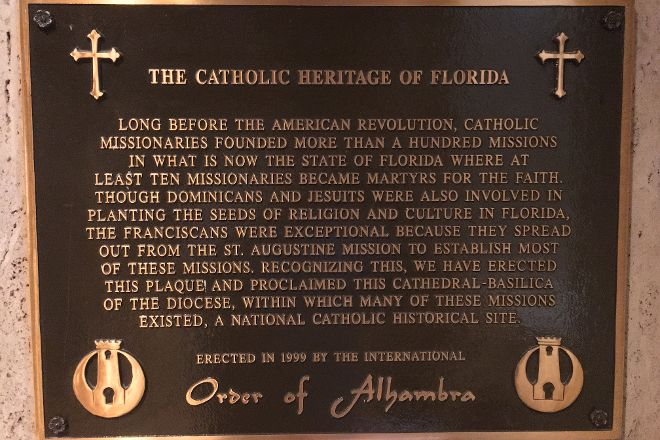 Cathedral Basilica of St. Augustine, St. Augustine, United States