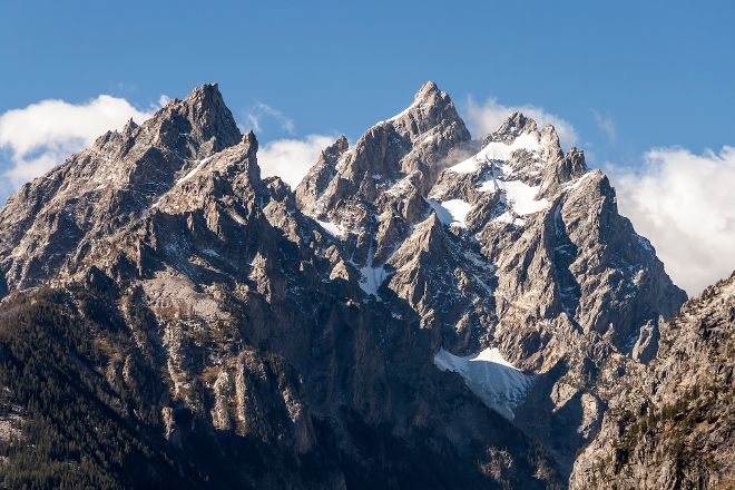 Cathedral Group, Grand Teton National Park, United States