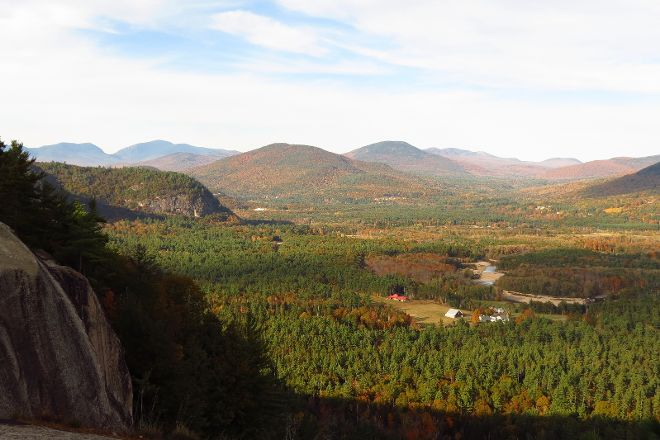 Cathedral Ledge, North Conway, United States