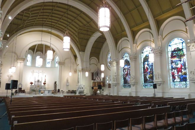 Cathedral of Our Lady of Lourdes, Spokane, United States